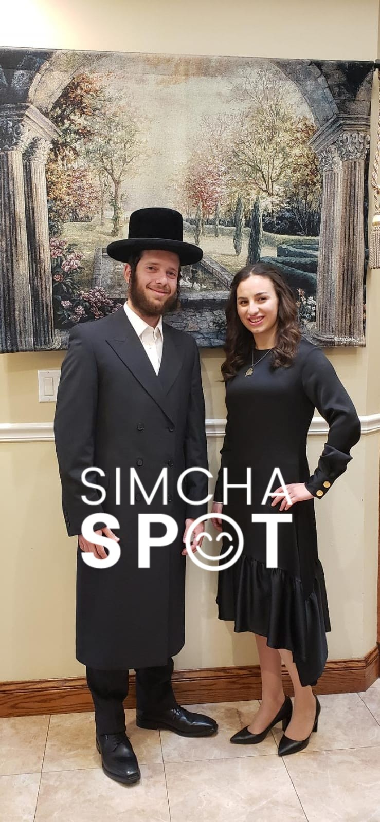 Engagement Of Efroim Rechiman Monsey And Freida Koenig Spring Valley Simcha Spot Check simchaspot.com with our free review tool and find out if simchaspot.com is legit and reliable. freida koenig spring valley simcha spot