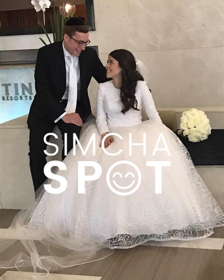 Wedding Of Kinneret And Alex Kupchik Chicago Il 2 Pics Simcha Spot Nachum orenstein to esty weinstein. kinneret and alex kupchik chicago il