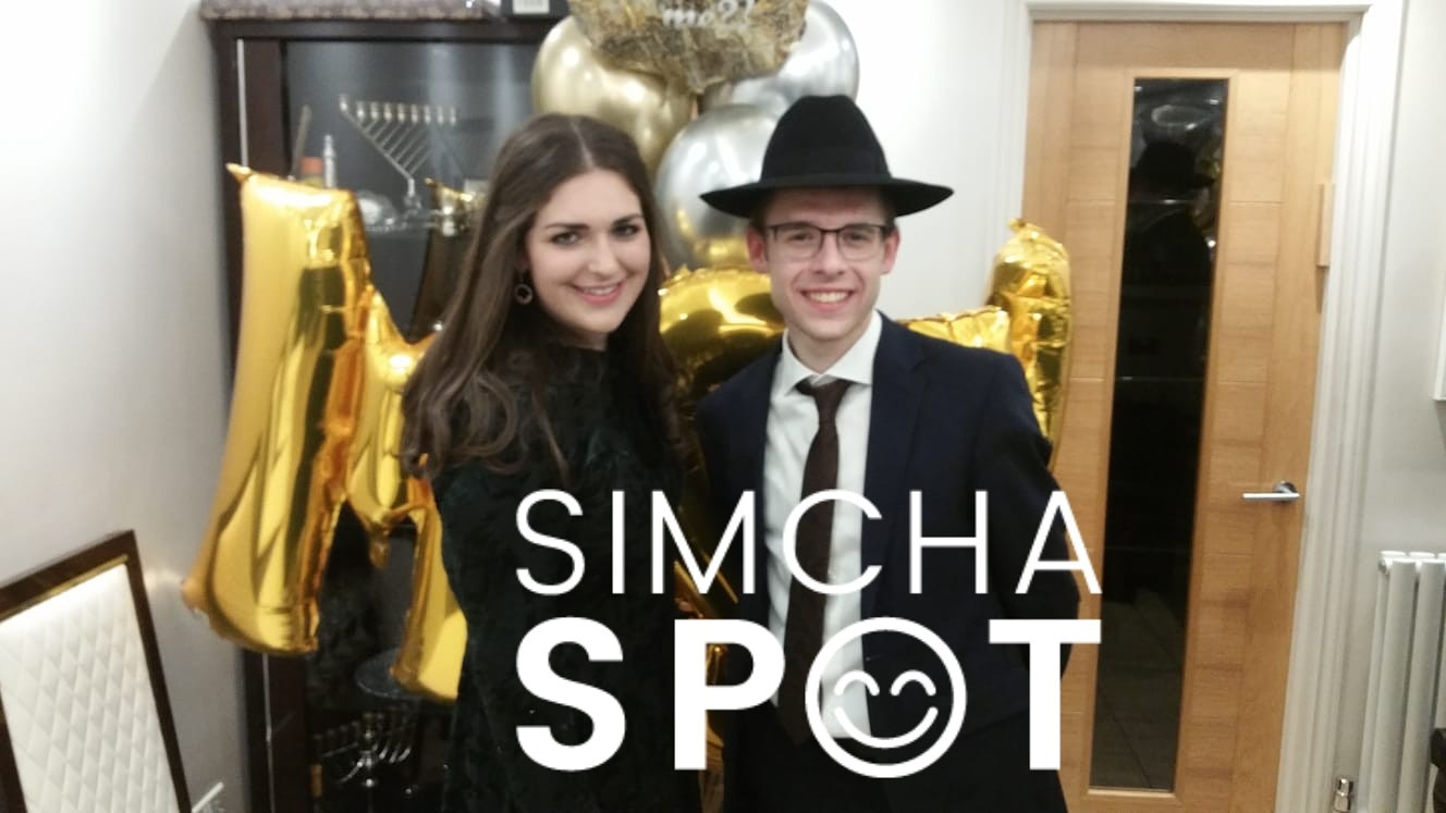 Engagement Of Malky Spielman London And Motti Wagner London Simcha Spot We found that simchaspot.com is not yet a popular website, with moderate traffic (approximately over 16k visitors monthly) and thus ranked among mediocre projects. engagement of malky spielman london