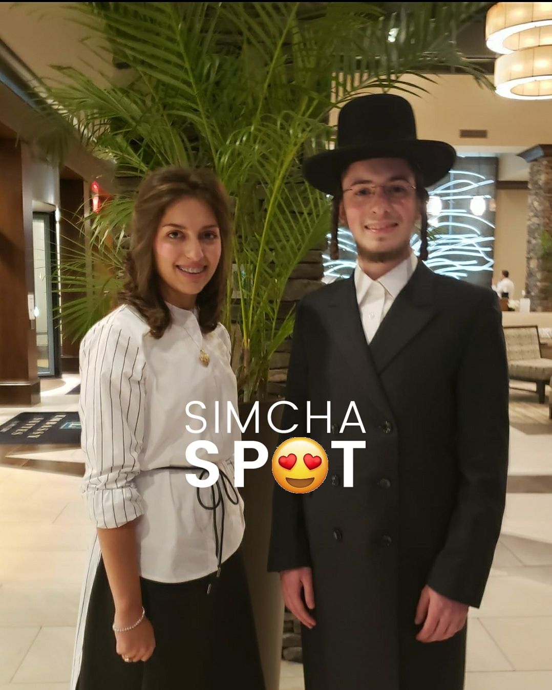 Engagement Of Yumy Mezai To Esty Blumenthal Simcha Spot Simchaspot (@simchaspot) is on instagram. yumy mezai to esty blumenthal simcha spot